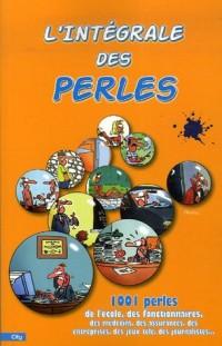 L'intégrale des perles