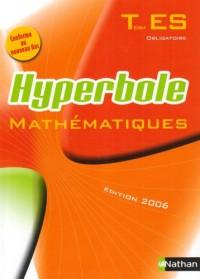 Mathématiques Tle ES Obligatoire : Programme 2002