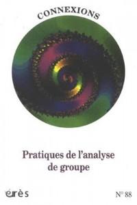 Connexions 88 Pratiques de l'Analyse de