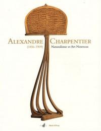 Alexandre Charpentier (1856-1909) : Naturalisme et Art Nouveau
