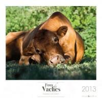 Calendrier 2013 Fous de Vaches