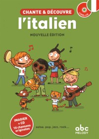 Chante et Découvre l'Italien - Nouvelle Édition