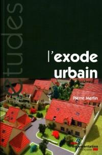 L'exode urbain. (n.5303) De la ville à la campagne