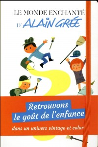 Carnet notes Alain Gree m