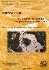 Boussargues : Une enceinte chalcolithique des garrigues du Sud de la France