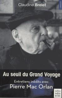 Au Seuil du Grand Voyage