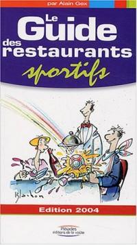 Le Guide des Restaurant Sportifs