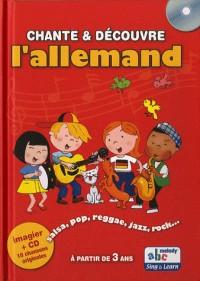 Chante et Découvre l'allemand