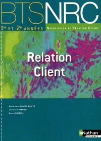 Relation Client BTS NRC 1re et 2e années