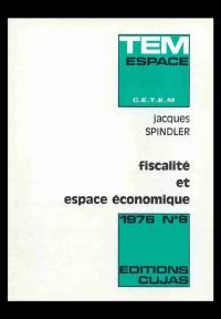 Fiscalité et espace économique