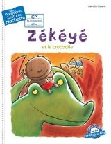1ères lectures (CP2) Zékéyé nº2 : Zékéyé et le crocodile