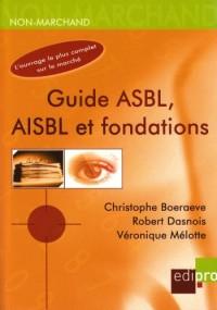 Guide Asbl Aisbl et Fondations