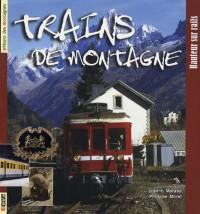 Trains de montagne : Hauteur sur rails