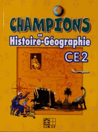 Champions en Histoire-Geographie CE2 Cameroun