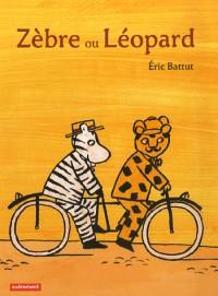 Zèbre ou léopard ?