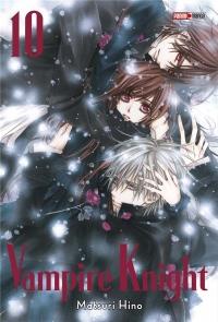 Vampire Knight Ed double T10 + cartes postales