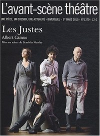 Les Justes - L'avant-scène théâtre n°1279