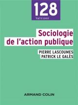 Sociologie de l'action publique [Poche]