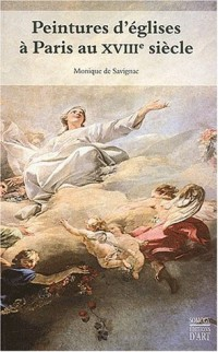 Peintures d'églises à Paris au XVIIIe siècle