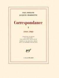 Correspondance (Tome 1-1949-1960)