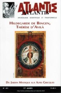 411.Hildegarde de Bingen