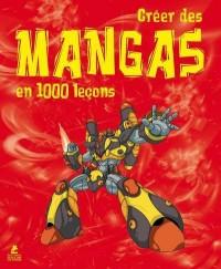 Créer des mangas en 1000 leçons