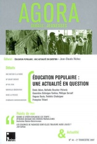 Education populaire, une actualité en question