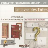 Le livre des côtes : Des meubles à la mesure de l'homme