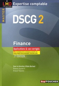 DCGS 2 Finance : Applications et cas corrigés