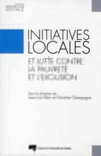 Initiatives Locales et Lutte Contre la Pauvreté et l Exclusion