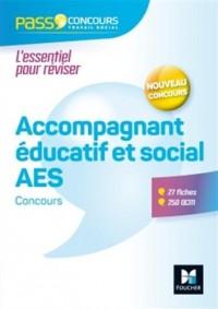 Pass'Concours Accompagnant éducatif et social AES 3e édition Nº65