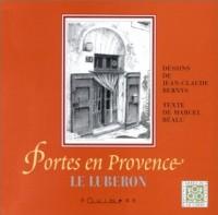 Portes en Provence: Le Lubéron
