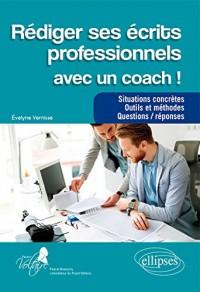 Rédiger ses écrits professionnels avec un coach !