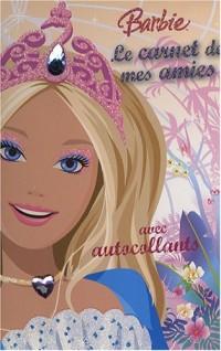 Barbie : Le carnet de mes amies