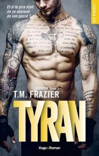 Kingdom - tome 2 Tyran