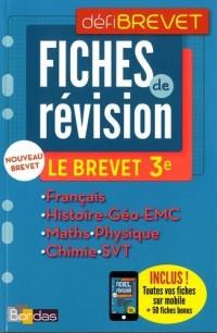 DéfiBrevet compilation Fiches de Révision Brevet