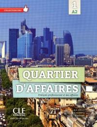 Methode Français des Affaires Niveau 1 Eleve + DVD ROM