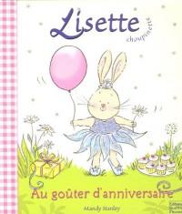 Lisette Choupinette au goûter d'anniversaire