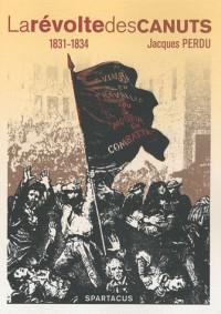 La revolte des canuts 1831-1834