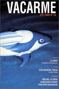 Vacarme, numéro 24 - été 2003