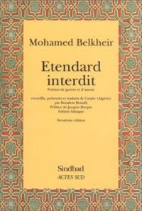 Etendard interdits : Poèmes de guerre et d'amour (édition bilingue français/arabe)