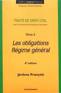 Droit Civil - Tome 4 : les Obligations, 4e ed.