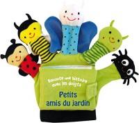 Petits amis du jardin : Le livre-gant