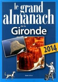 Le grand almanach de la Gironde