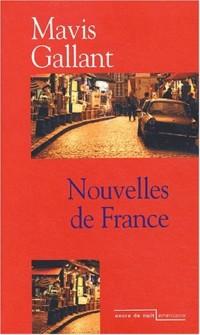 Nouvelles de Paris