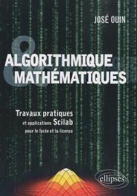 Algorithmique & mathématiques travaux pratiques & applications Scilab