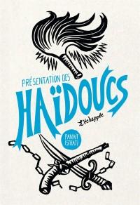 Présentation des haïdoucs : Les récits d'Adrien Zograffi