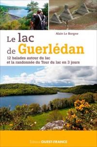 LAC DE GUERLEDAN, 12 BALADES AUTOUR DU LAC