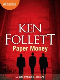 Paper Money: Livre audio 1 CD MP3