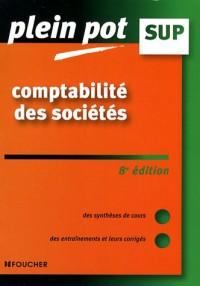 Comptabilité des sociétés : Enseignement supérieur, BTS, DUT tertiaires (Ancienne Edition)